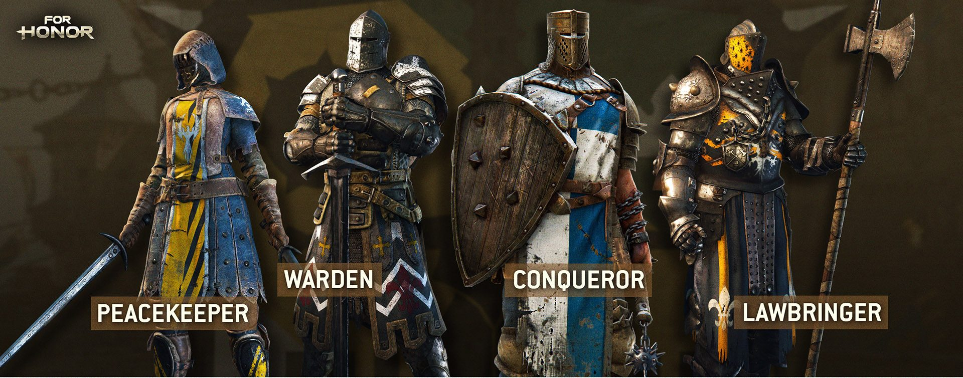 For Honor_knights.